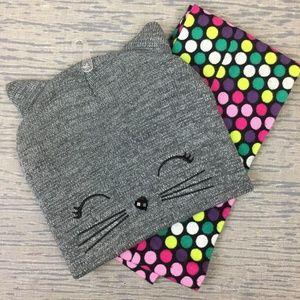Justice Kitten grey hat